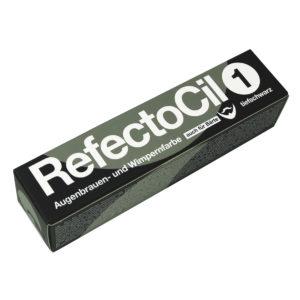 Краска для бровей RefectoCil - 1-pure-black